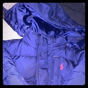 Ralph Lauren polo coat 18 months